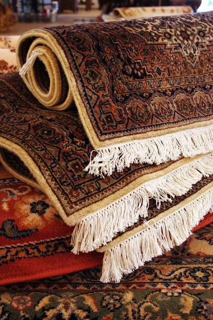 Rug Cleaning Preston | Rug Cleaners Preston | Image of Clean Rugs