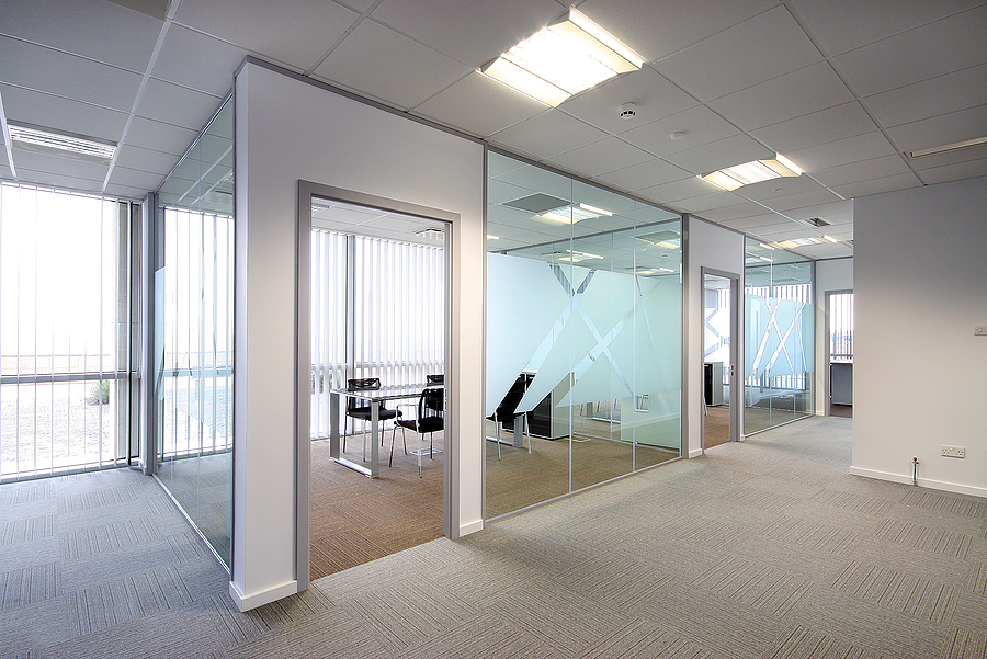 Commercial Carpet Cleaning Preston | Commercial Carpet Cleaners Preston | Image of Clean office carpet