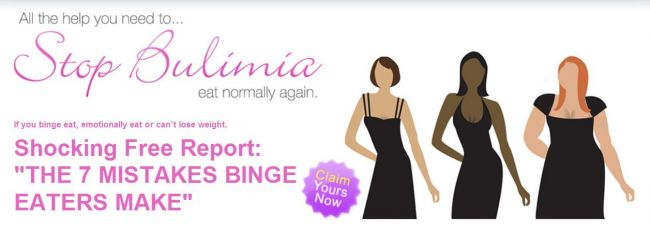 Overcome Binge Eating - Claim Your Free Report
